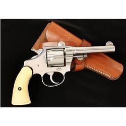 Colt Police Positive Cal: .38 SN: 167855