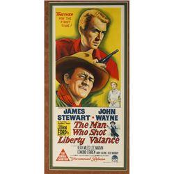 Fantastic Custom Framed Colored Movie Poster