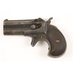 Remington Derringer Type III Cal: .41 RF SN: NVSN