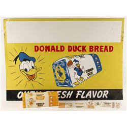 Donald Duck Advertiser