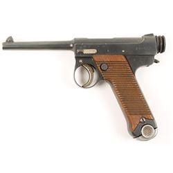 Nambu Type 14 Cal: 8mm SN: 99919
