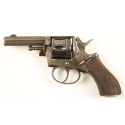 Belgian Pocket Revolver Cal: .32 SN: 2577