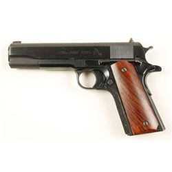 Colt Combat Government Cal: .45ACP SN: 2444484