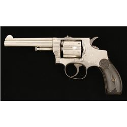 Smith & Wesson Hand Ejector Cal: .32 SN: 11093
