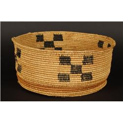 Early Native Basket.