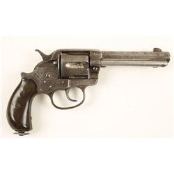Colt 1878 Cal: .44 SN: 12223