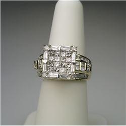 Dazzling Diamond Ring.