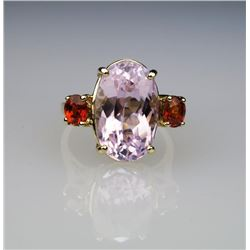 Amazing 11.74 Carat Ring