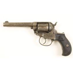Colt 1877 Lightning Cal: .38 SN:7872