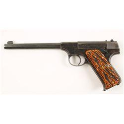 Colt Woodsman Target Cal: .22 LR SN: 71633