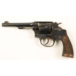 A.E. Revolver Cal: .38 Spl SN: 8074