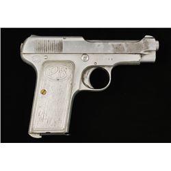 Beretta 1915/1919 Cal: 7.65mm SN: 224753
