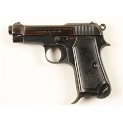 Beretta 1934 Cal: .380 SN; 993908