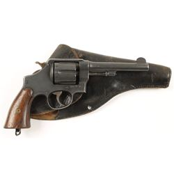 Smith & Wesson 1917 Cal: .45ACP SN: 141816