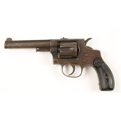 S&W Hand Ejector Cal: .32 S&W SN: 15455
