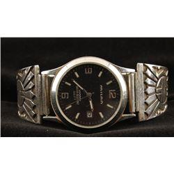 Watch Band by Navajo Darin Bill.