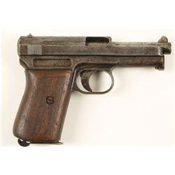 Mauser 1914 Cal: 7.65 SN: 19745