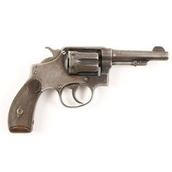 Smith & Wesson Hand Ejector Cal: .32-20 SN: 10978