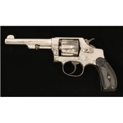 S&W Hand Ejector Cal: .32 Long SN: 104500
