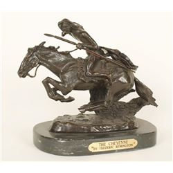Fine Art Bronze by Frederic Remington