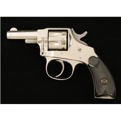 Hopkins & Allen XLL Double Action Cal: .22 SN: 711