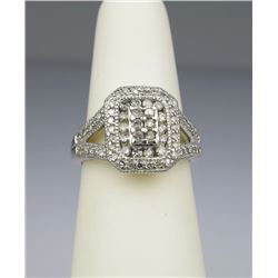 Dazzling Diamond Ring