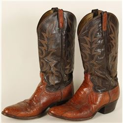 Pair of Men's Dan Post Cowboy Boots.