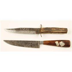 2 Vintage Knives