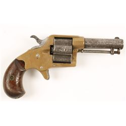 Colt Cloverleaf House Pistol Cal: .41 SN: 6769