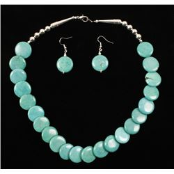 Emerald Valley Turquoise Necklace