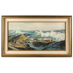 Original Oil on Canvas by Patricia Putnam