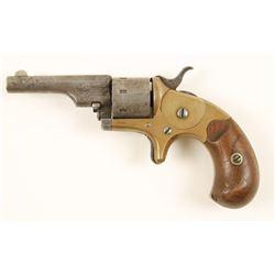 Colt Open Top Pocket Cal: .22 SN: 60176