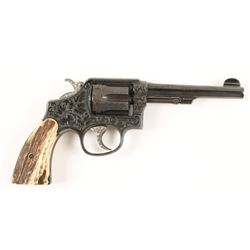 Smith & Wesson Victory Cal: .38 S&W SN: 510457