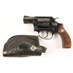 Smith & Wesson 36 Cal: .38 SPL SN: 418991