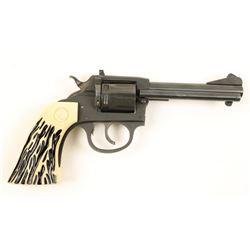 Iver Johnson's 50 Cal: .22 Magnum SN: E29812