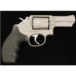 Smith & Wesson 65-5 Cal; 357 SN; BNE9124