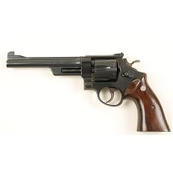 S&W Model of 1950 Cal: .44 Spl SN: S106446