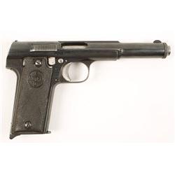 Astra 1921 Cal: 9mm Largo SN: 10199
