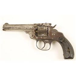 Smith & Wesson DA 3rd Model Cal: .32 SN:34217