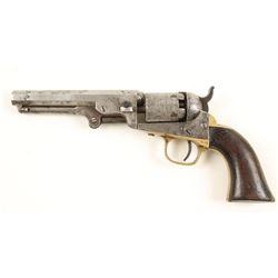Colt 1849 Pocket Cal: .31 SN:323178