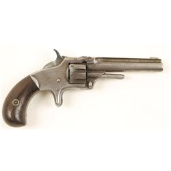 S&W No.1, 3rd Issue Cal: .22 short SN:74657