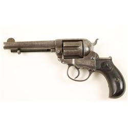Colt 1877 Lightning Cal: .38 SN: 91555