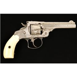 S&W .32 Double Action Cal: .32 S&W SN: 34024