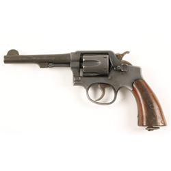 Smith & Wesson K-200 Cal: .38 S&W SN: V166012
