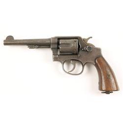Smith & Wesson K-200 Cal: .38 S&W SN: V28196