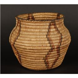 Pima Olla with Diamond Pattern