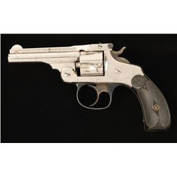 Smith & Wesson Double Action 4th Model Cal: .32 SN