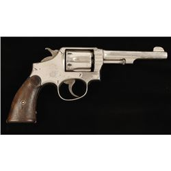 S&W Hand Ejector 1905 Cal: .32-20 SN: 38205
