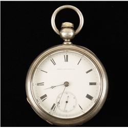 American Watch Company Pocket Watch.