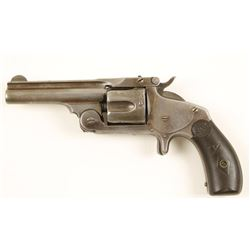 Smith & Wesson Model 1-1/2 Cal: .32S&W SN: 10761